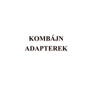 Kombájn adapterek