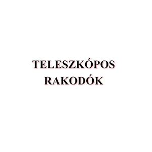 Teleszkópos rakodók