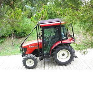 Erdészeti traktorok